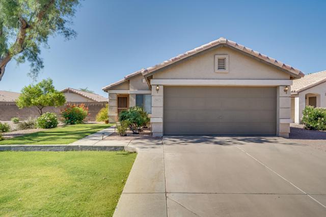 9947 E Dragoon Circle, Mesa, AZ 85208 (MLS #5940237) :: The Results Group