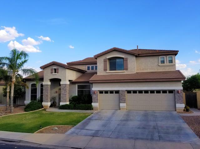 279 E Frances Lane, Gilbert, AZ 85295 (MLS #5940248) :: Revelation Real Estate