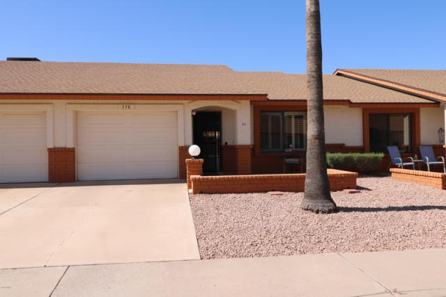 8161 E Keats Avenue #378, Mesa, AZ 85209 (MLS #5940269) :: The Results Group