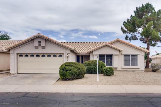 623 E Ironwood Drive, Chandler, AZ 85225 (MLS #5940275) :: Occasio Realty
