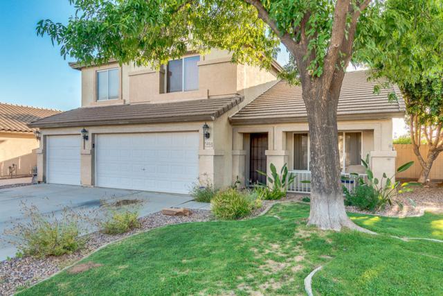 3938 S Seton Avenue, Gilbert, AZ 85297 (MLS #5940296) :: Yost Realty Group at RE/MAX Casa Grande