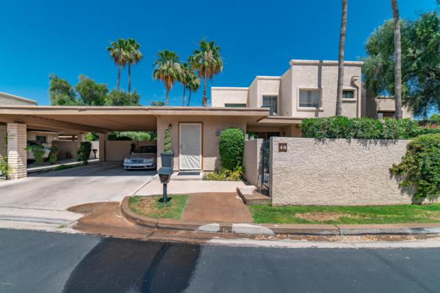 4525 N 66TH Street #48, Scottsdale, AZ 85251 (MLS #5940355) :: The Results Group