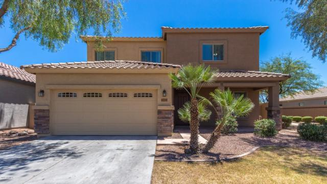 4339 W Burgess Lane, Laveen, AZ 85339 (MLS #5940380) :: Lux Home Group at  Keller Williams Realty Phoenix