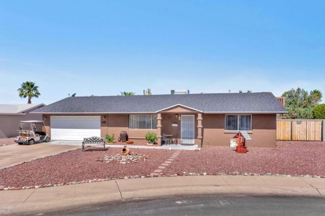10850 N 108TH Drive, Sun City, AZ 85351 (MLS #5940466) :: Yost Realty Group at RE/MAX Casa Grande