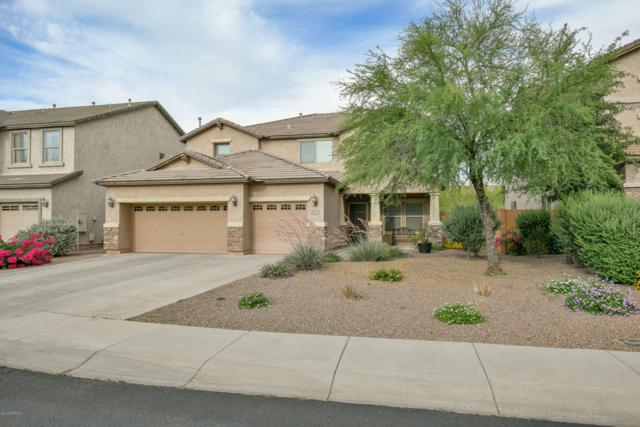 20821 N 260TH Lane, Buckeye, AZ 85396 (MLS #5940469) :: Openshaw Real Estate Group in partnership with The Jesse Herfel Real Estate Group
