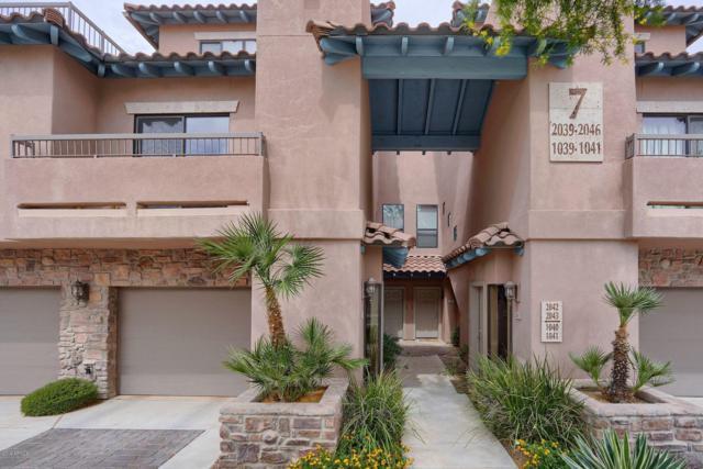 20660 N 40TH Street #2042, Phoenix, AZ 85050 (MLS #5940489) :: Yost Realty Group at RE/MAX Casa Grande
