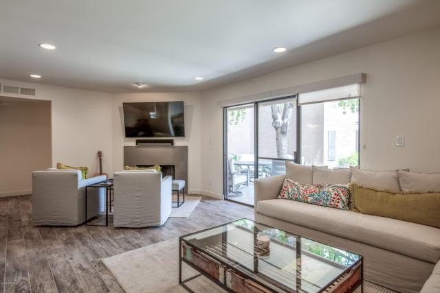 5998 N 78th Street #115, Scottsdale, AZ 85250 (MLS #5940504) :: Homehelper Consultants