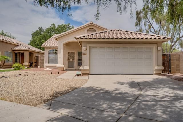 1232 N Comanche Court, Chandler, AZ 85224 (MLS #5940544) :: Occasio Realty