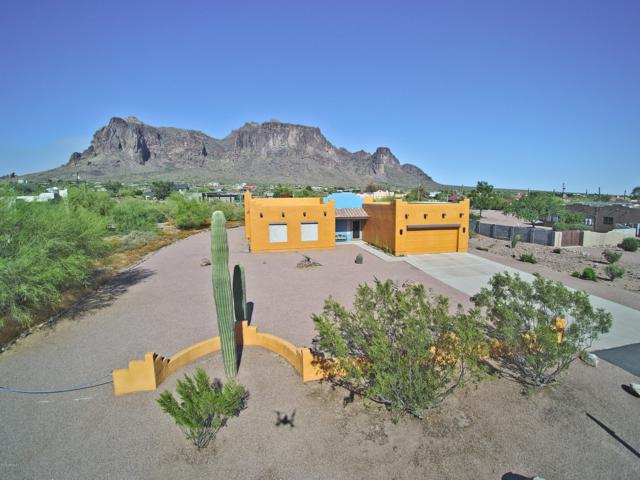 2733 N Val Vista Road, Apache Junction, AZ 85119 (MLS #5940545) :: Nate Martinez Team