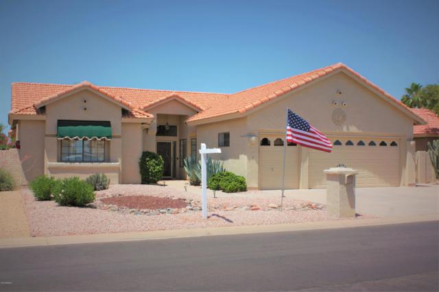 10612 E Navajo Place, Sun Lakes, AZ 85248 (MLS #5940573) :: Yost Realty Group at RE/MAX Casa Grande
