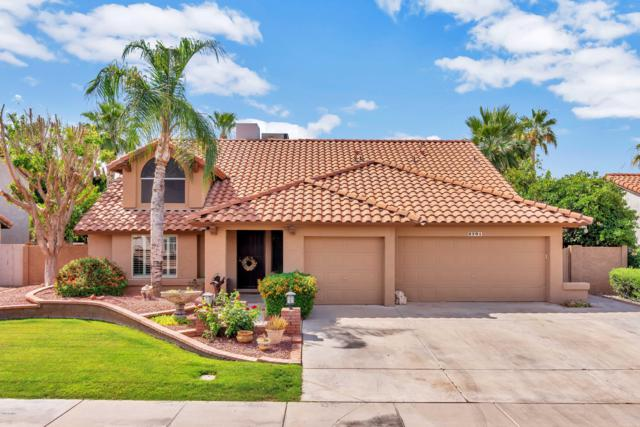 2701 W Oakgrove Lane, Chandler, AZ 85224 (MLS #5940594) :: The C4 Group