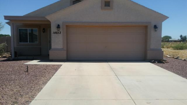 14613 S Capistrano Road, Arizona City, AZ 85123 (MLS #5940631) :: Homehelper Consultants