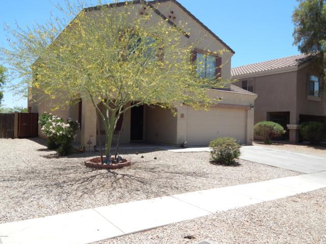 2121 W Wilson Avenue, Coolidge, AZ 85128 (MLS #5940679) :: Revelation Real Estate