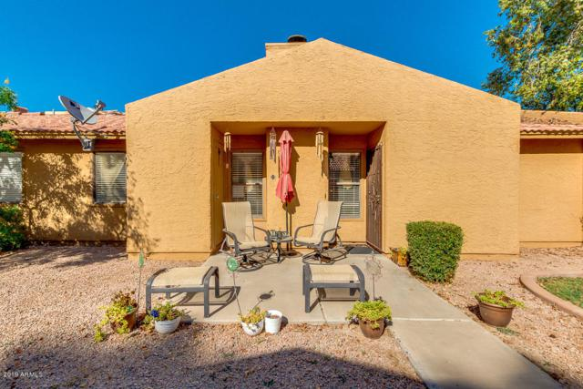3511 E Baseline Road #1261, Phoenix, AZ 85042 (MLS #5940703) :: Brett Tanner Home Selling Team