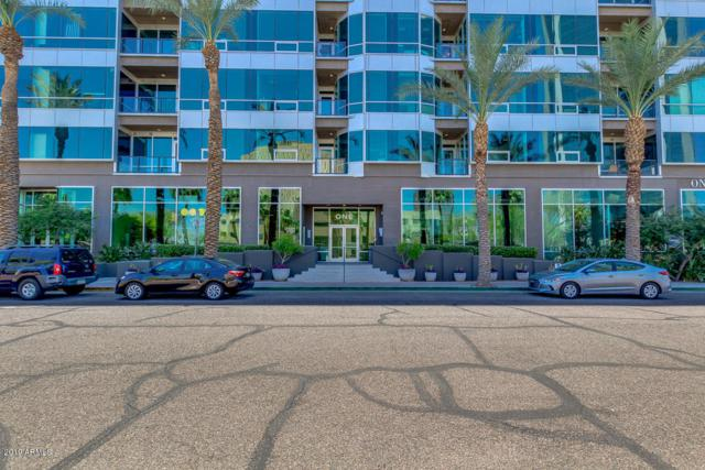 1 E Lexington Avenue #1107, Phoenix, AZ 85012 (MLS #5940799) :: Phoenix Property Group