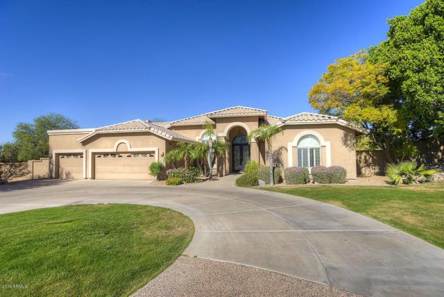10526 N 119TH Street, Scottsdale, AZ 85259 (MLS #5940813) :: The Bill and Cindy Flowers Team