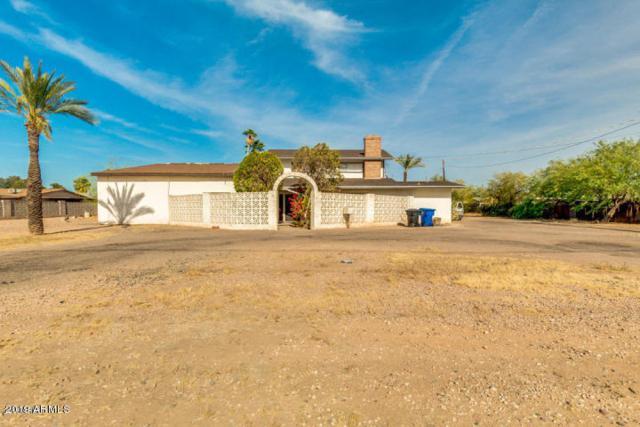 1705 N Center Street, Mesa, AZ 85210 (MLS #5940871) :: Brett Tanner Home Selling Team