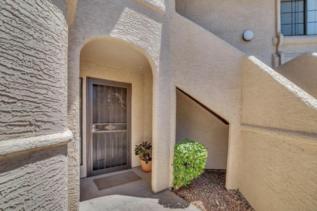 9790 N 94TH Place #104, Scottsdale, AZ 85258 (MLS #5940910) :: The Bill and Cindy Flowers Team