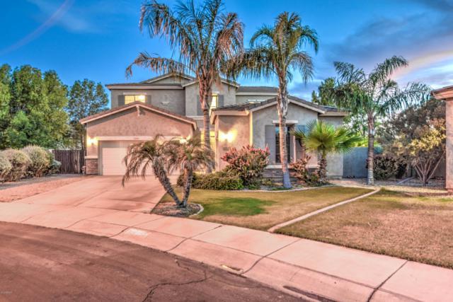 6264 S Twilight Court, Gilbert, AZ 85298 (MLS #5940935) :: Revelation Real Estate