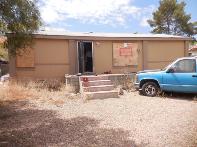 205 W Jacinto Street, Tucson, AZ 85705 (MLS #5940945) :: Nate Martinez Team
