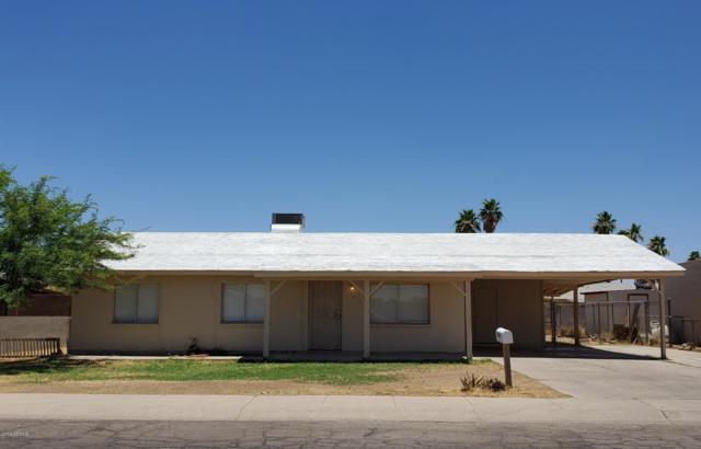 1538 N Kadota Avenue, Casa Grande, AZ 85122 (MLS #5940971) :: Nate Martinez Team