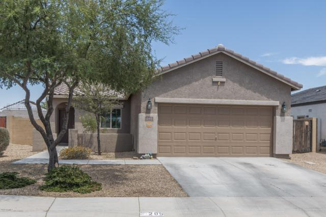 295 S 192ND Lane, Buckeye, AZ 85326 (MLS #5940979) :: Riddle Realty