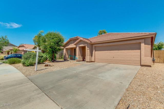 22875 S 215TH Street, Queen Creek, AZ 85142 (MLS #5941053) :: The C4 Group
