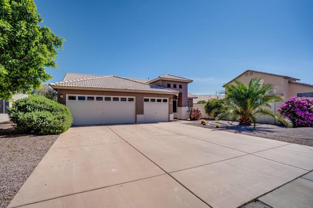 8414 W Shaw Butte Drive, Peoria, AZ 85345 (MLS #5941155) :: Devor Real Estate Associates