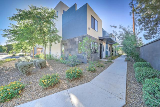 2825 N 42ND Street #9, Phoenix, AZ 85008 (MLS #5941175) :: Brett Tanner Home Selling Team