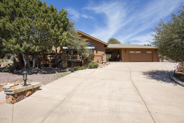6608 Spirit Trail, Pine, AZ 85544 (MLS #5941215) :: Lifestyle Partners Team