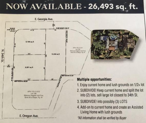 5309 N 34TH Street, Phoenix, AZ 85018 (MLS #5941307) :: The Pete Dijkstra Team