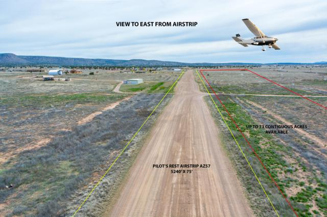 63.27 ACRE W Pilot's Rest Airstrip, Paulden, AZ 86334 (MLS #5941342) :: Devor Real Estate Associates