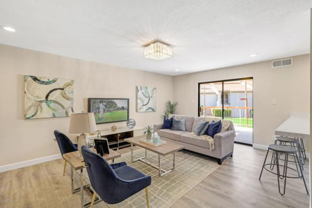 9345 N 92ND Street #219, Scottsdale, AZ 85258 (MLS #5941363) :: Brett Tanner Home Selling Team