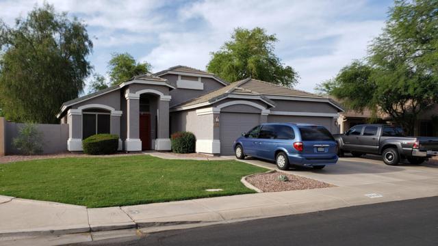 3310 E Ford Avenue, Gilbert, AZ 85234 (MLS #5941386) :: Devor Real Estate Associates