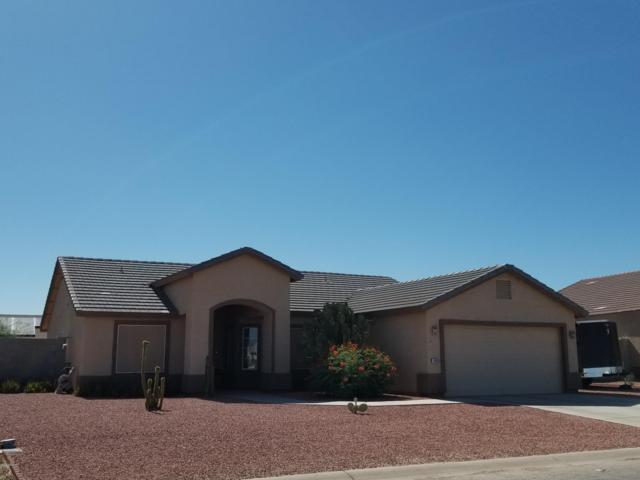14683 S Diablo Road, Arizona City, AZ 85123 (MLS #5941401) :: The Pete Dijkstra Team