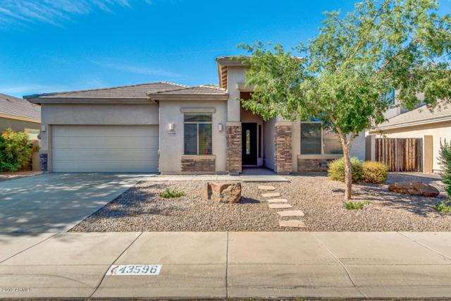43596 W Snow Drive, Maricopa, AZ 85138 (MLS #5941447) :: The Bill and Cindy Flowers Team