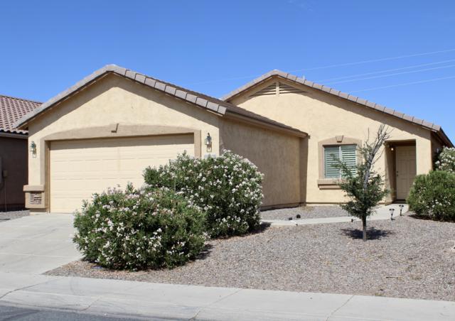 217 S Carter Ranch Road, Coolidge, AZ 85128 (MLS #5941513) :: Lifestyle Partners Team