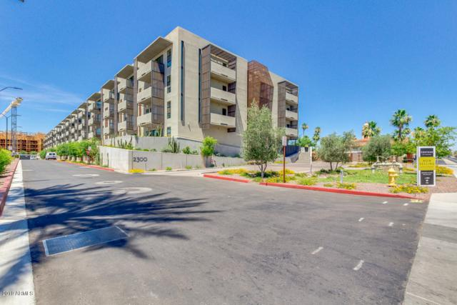 2300 E Campbell Avenue #216, Phoenix, AZ 85016 (MLS #5941523) :: The Laughton Team