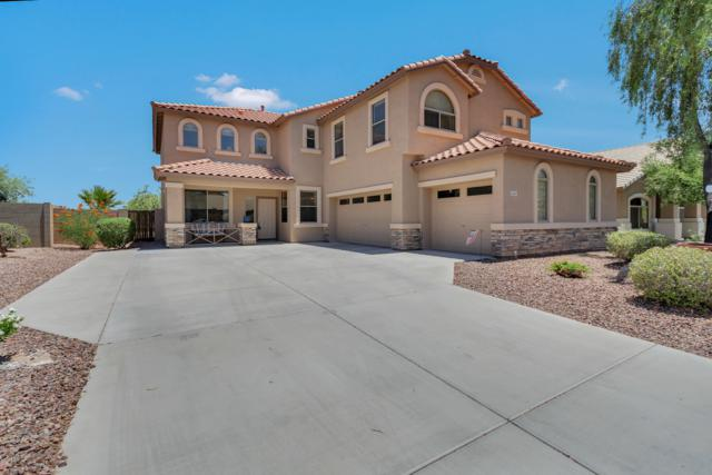 22031 N Van Loo Drive, Maricopa, AZ 85138 (MLS #5941625) :: The Bill and Cindy Flowers Team