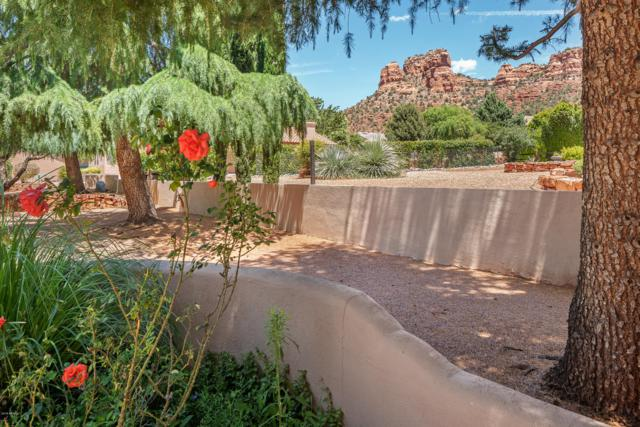 255 Redrock Road, Sedona, AZ 86351 (MLS #5941637) :: The Property Partners at eXp Realty