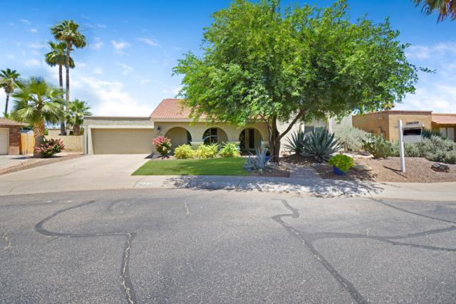 7027 N 78TH Place, Scottsdale, AZ 85258 (MLS #5941694) :: Occasio Realty