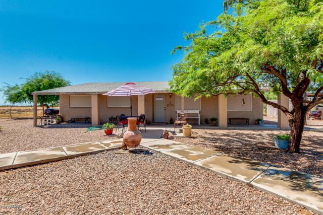 6618 N Evans Road, Coolidge, AZ 85128 (MLS #5941702) :: Revelation Real Estate