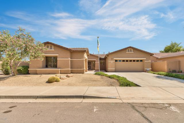 21187 E Alyssa Road, Queen Creek, AZ 85142 (MLS #5941730) :: Occasio Realty