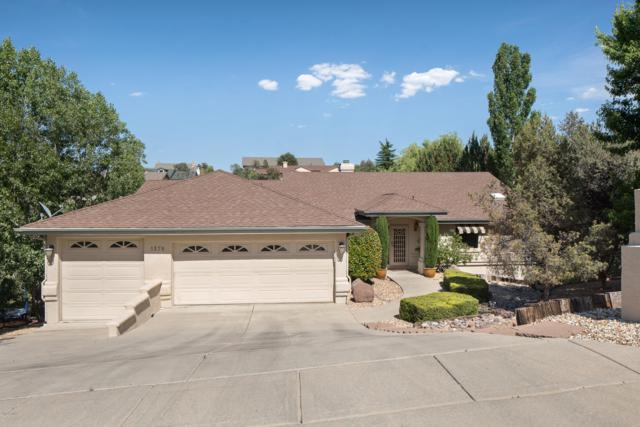 1579 Eagle Mountain Drive, Prescott, AZ 86301 (MLS #5941735) :: Occasio Realty