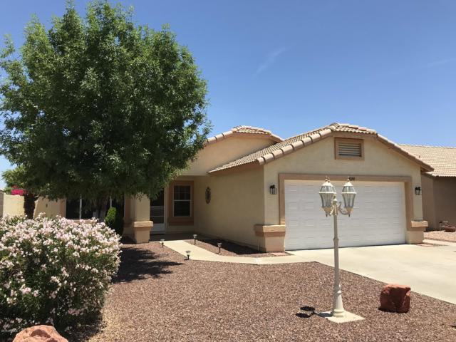 20749 N 106TH Avenue N, Peoria, AZ 85382 (MLS #5941756) :: The Bill and Cindy Flowers Team
