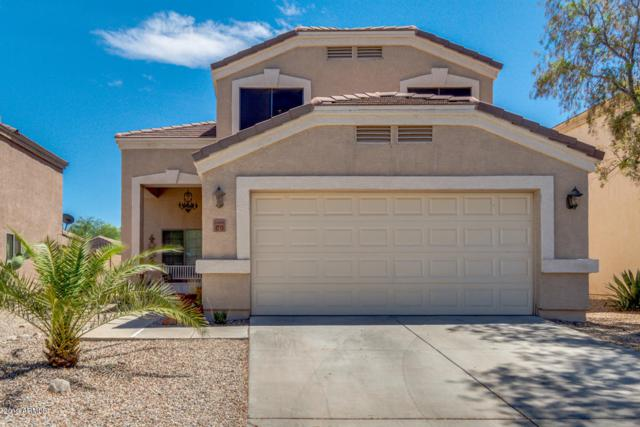 6719 E Refuge Road, Florence, AZ 85132 (MLS #5941830) :: The Bill and Cindy Flowers Team