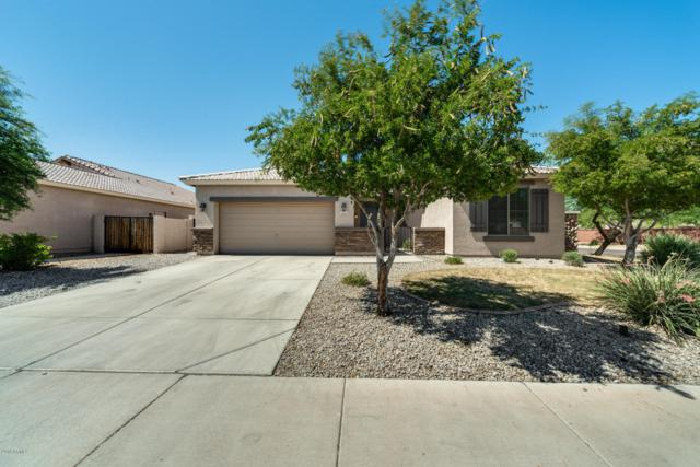 5016 W Gary Way, Laveen, AZ 85339 (MLS #5941833) :: Occasio Realty