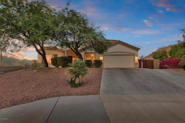 1321 N Estrada Circle, Mesa, AZ 85207 (MLS #5941907) :: The Daniel Montez Real Estate Group