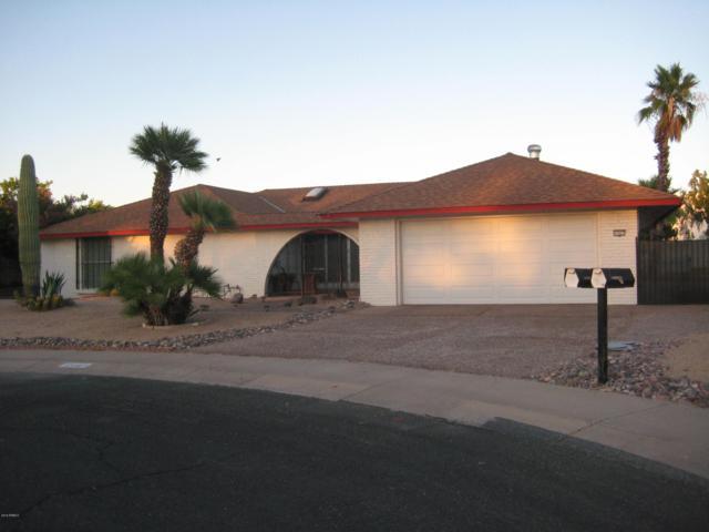 17027 N Country Club Drive, Sun City, AZ 85373 (MLS #5941982) :: Lucido Agency
