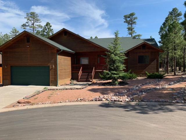 5001 Crooked Creek Court, Lakeside, AZ 85929 (MLS #5942035) :: Riddle Realty
